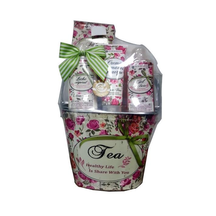 FLOR DE MAYO Zestaw Tea